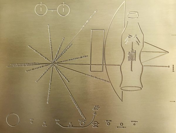 Pioneer 12 / cosmic connection